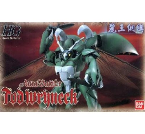 BANDAI MODEL KITS 008 AURA BATTLER TOD WRYNECK (TC) 1/72