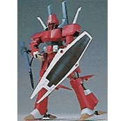 BANDAI MODEL KITS 1518 HEAVY METAL D-SSERD 1/144