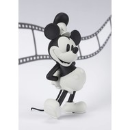 Tamashii Nations Mickey Mouse 1928 Steamboat Willie