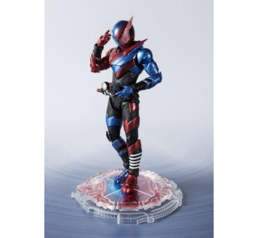 "55287 Kamen Rider Build Rabbit Tank Form ""Kamen Rider Build"", Bandai S.H.Figuarts"