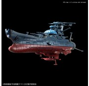 BANDAI MODEL KITS #09 Wave Motion Experimental Ship Ginga