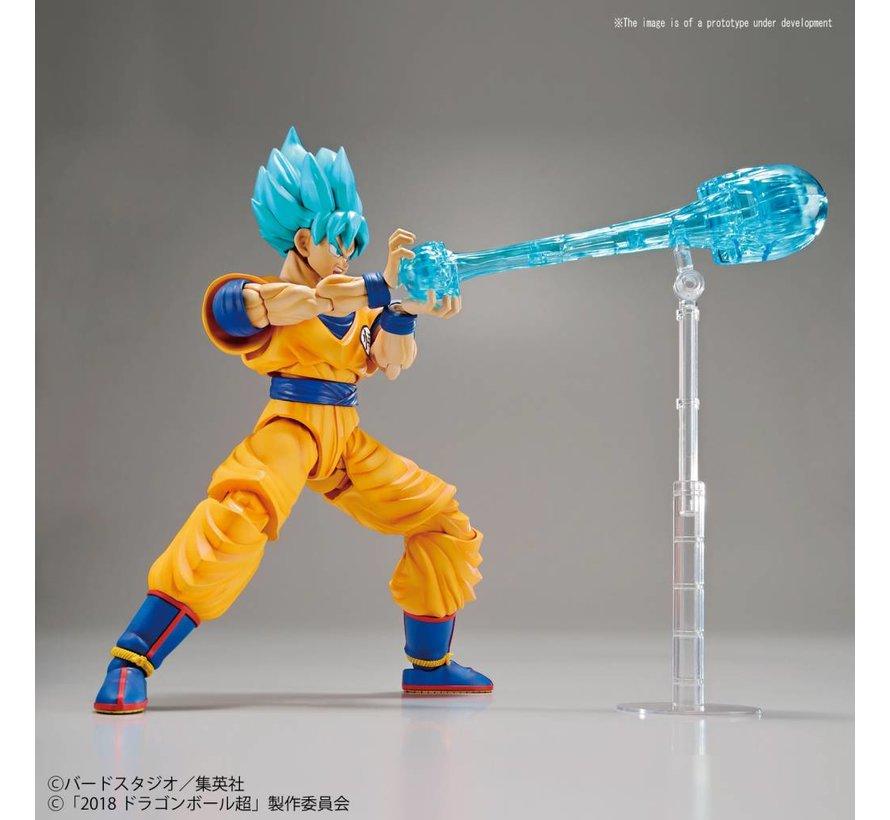 "5055592 SSGSS Goku (Special Color Ver.) ""Dragon Ball Super"", Bandai Figure-rise Standard"