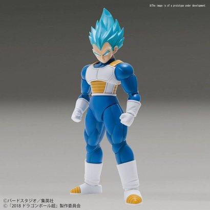 "BANDAI MODEL KITS 5055593 SSGSS Vegeta (Special Color Ver.) ""Dragon Ball Super"", Bandai Figure-rise Standard"