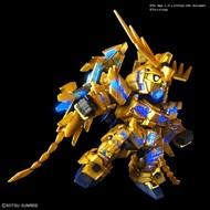 BANDAI MODEL KITS #7 Unicorn Gundam 03 Phenex SDGCS