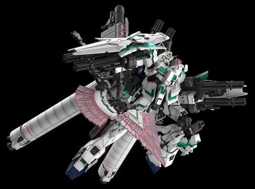 Bandai #30 UC Full Armor Gundam Unicorn  RG