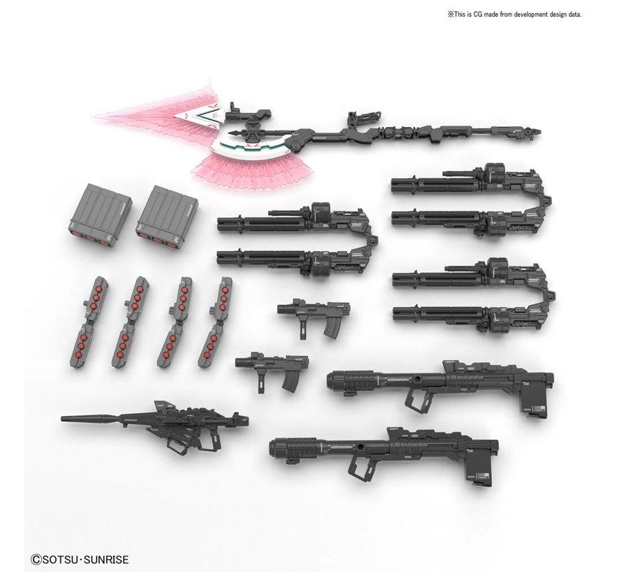 """5055586 #30 Full Armor Gundam Unicorn """"Gundam UC"""", Bandai RG 1/144"""