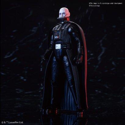 """BANDAI MODEL KITS 5055589 Darth Vader (Return of the Jedi Ver.) """"Star Wars"""", Bandai Star Wars 1/12 Plastic Model"""