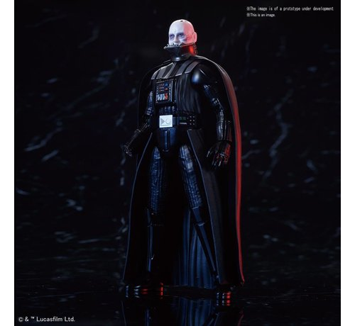 "BANDAI MODEL KITS 5055589 Darth Vader (Return of the Jedi Ver.) ""Star Wars"", Bandai Star Wars 1/12 Plastic Model"