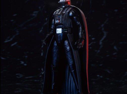 BANDAI MODEL KITS Darth Vader (Return of the Jedi Ver.)