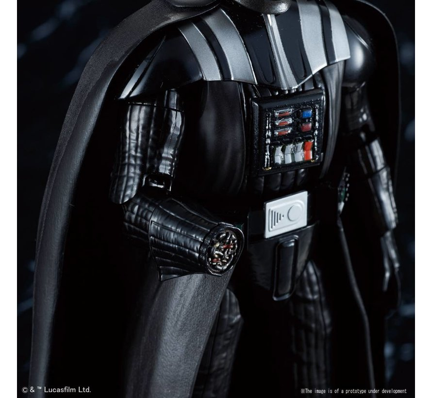 "5055589 Darth Vader (Return of the Jedi Ver.) ""Star Wars"", Bandai Star Wars 1/12 Plastic Model"
