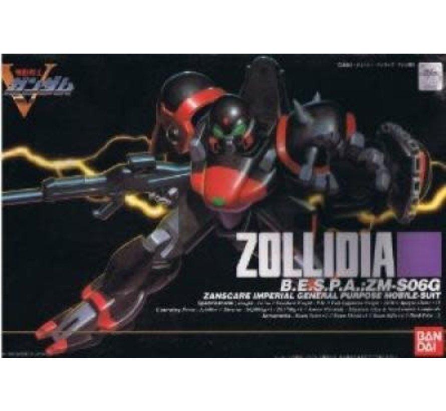 "(D) 041825 Zollidia ""Victory Gundam"", Bandai 1/100 Victory"