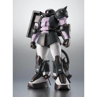 "Tamashii Nations 55039 MS-06R-1A ZAKUⅡ High Mobility Type ~Black Tri Stars~ ver. A.N.I.M.E. ""Mobile Suit Gundam"", Bandai Robot Spirits"