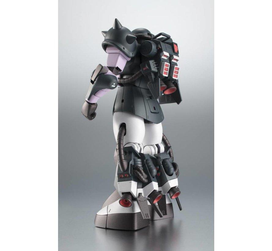 "55039 MS-06R-1A ZAKUⅡ High Mobility Type ~Black Tri Stars~ ver. A.N.I.M.E. ""Mobile Suit Gundam"", Bandai Robot Spirits"