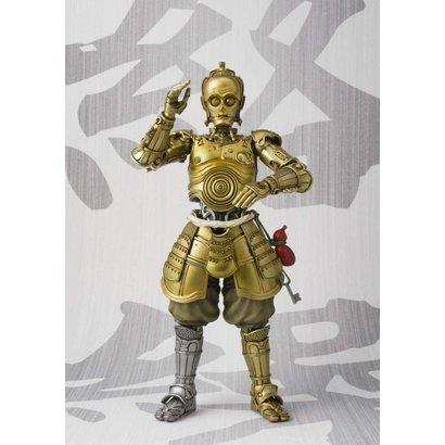 "Tamashii Nations 55038 Honyaku Karakuri C-3PO ""Star Wars"", Bandai Meisho Movie Realization"