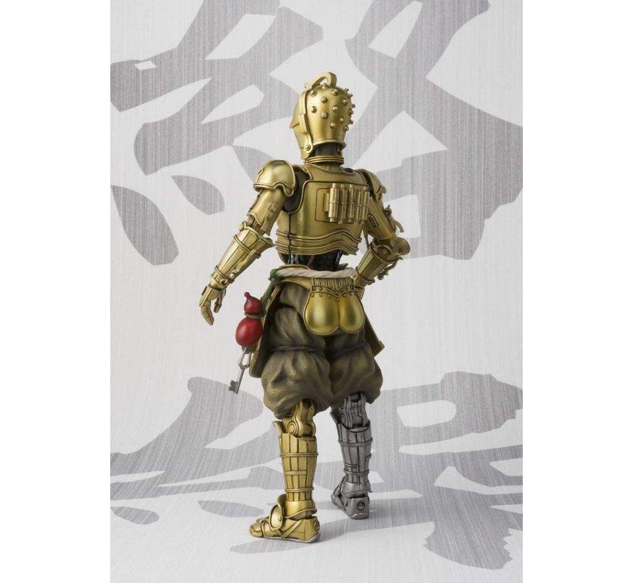 "55038 Honyaku Karakuri C-3PO ""Star Wars"", Bandai Meisho Movie Realization"