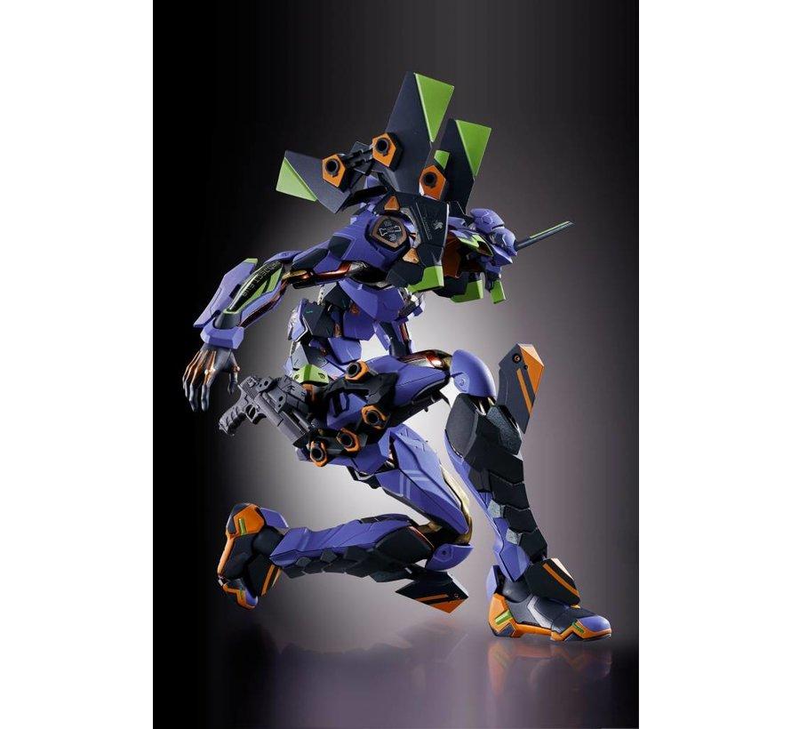 "55040 EVA-01 Test Type ""Neon Genesis Evangelion"", Bandai Metal Build"