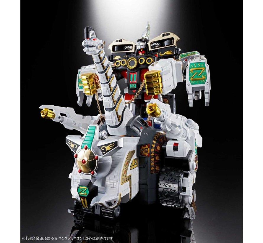 "55053 GX-85 Titanus ""Mighty Morphin Power Rangers"", Bandai Soul of Chogokin"