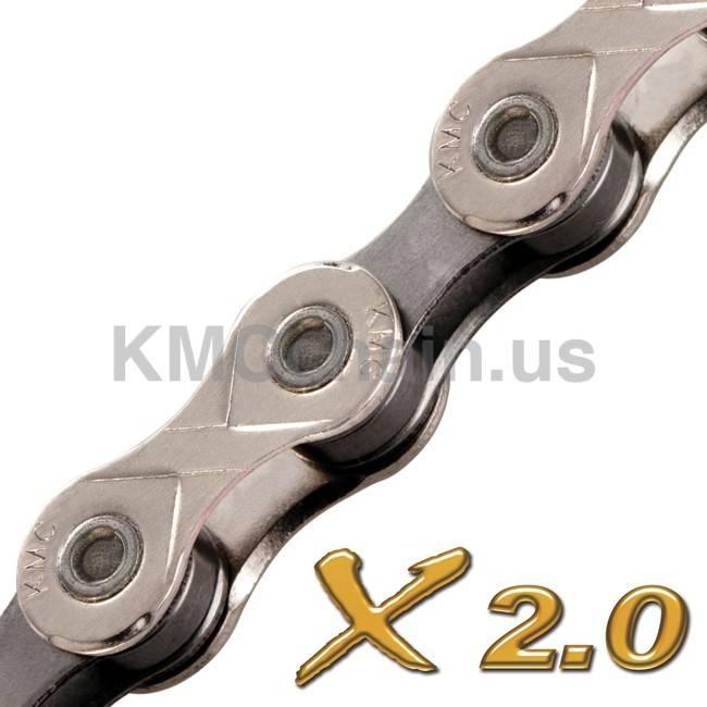KMC X10.93: 10 speed Chain; 116 Links
