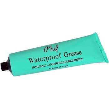 Phil Wood Waterproof Grease Tube: 3oz