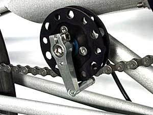 TerraCycle Terracycle Power Idler Kit, Rans Force 5