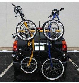 Alpaca Double Tadpole Trike Car Rack