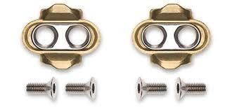 Crank Brothers Crank Brothers Premium Cleats, Brass