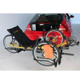 Hollywood Hollywood HR1000-Z Recumbent Trike Car Rack
