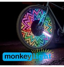 MonkeyLectric MonkeyLectric wheel lights( ON BACKORDER UNTIL MAY 2017)