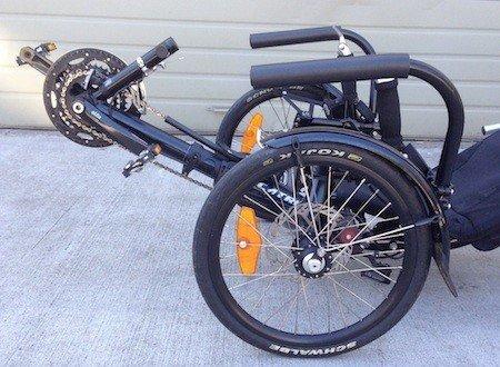 TerraCycle Terracycle Catrike Assist Arms (Pair)
