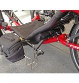 "TerraCycle TerraCycle Catrike SeatSide Mounting Kit (Main) Single Sided Fixed 7/8"" Y-Clamp"