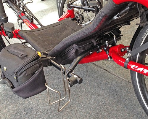 "TerraCycle Catrike SeatSide Mounting Kit (Main) Single Sided Fixed 7/8"" Y-Clamp"