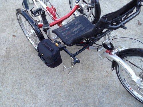 TerraCycle TerraCycle ICE SeatSide Mount Kit (Back of Seat)