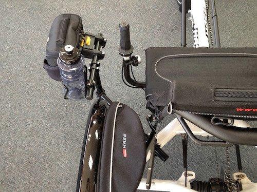 TerraCycle TerraCycle Hase Kettwiesel SeatSide Mounting Kit