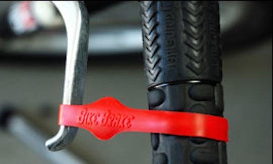 Bike Parking Brake