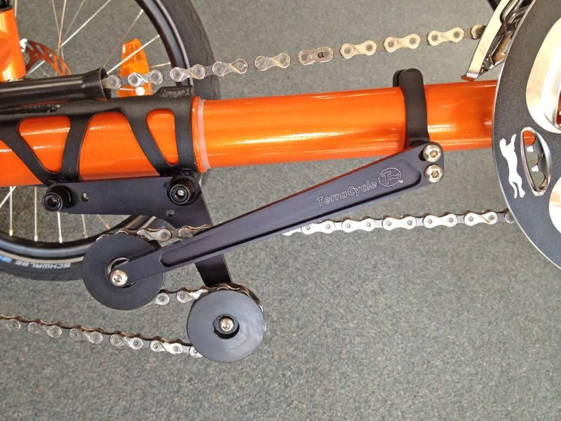 TerraCycle TerraCycle Catrike Boom Adjust Chain Tensioner