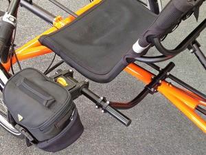 TerraCycle TerraCycle TerraTrike SeatSide Bar Bag Main Frame Mount