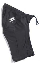 8 Panel Recumbent Padless Shorts