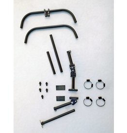 T-Cycle One Point Mounting Kit for GX/WGX Fairing - Fits all trikes!