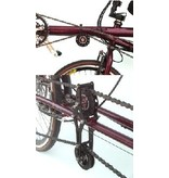 Terracycle Screamer Tandem Idler Set. Sport and Elite.