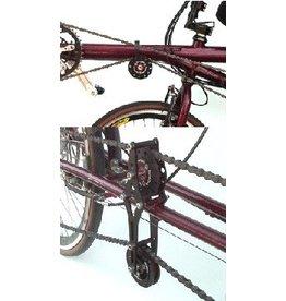 Terracycle Screamer Tandem Idler Set. Sport and Elite.