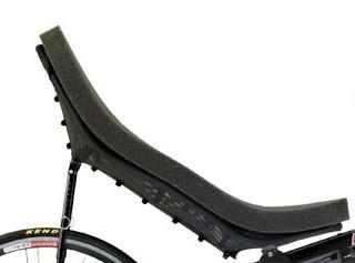 Bacchetta Bacchetta Reticular Foam Seat Pad