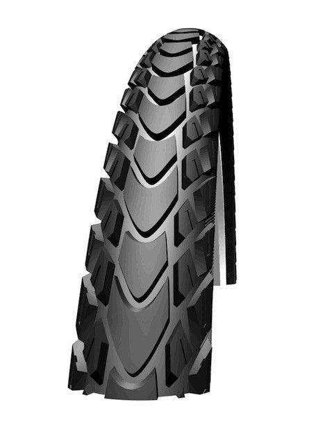 Schwalbe Schwalbe Marathon Mondial Folding 700x40C Tire