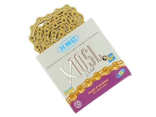 KMC SL10 Hollow Pin Hollow Plate Chain