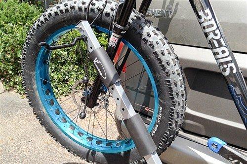 Let's Go Aero fat Bike Wheel Cradles for V2/4 bike rack