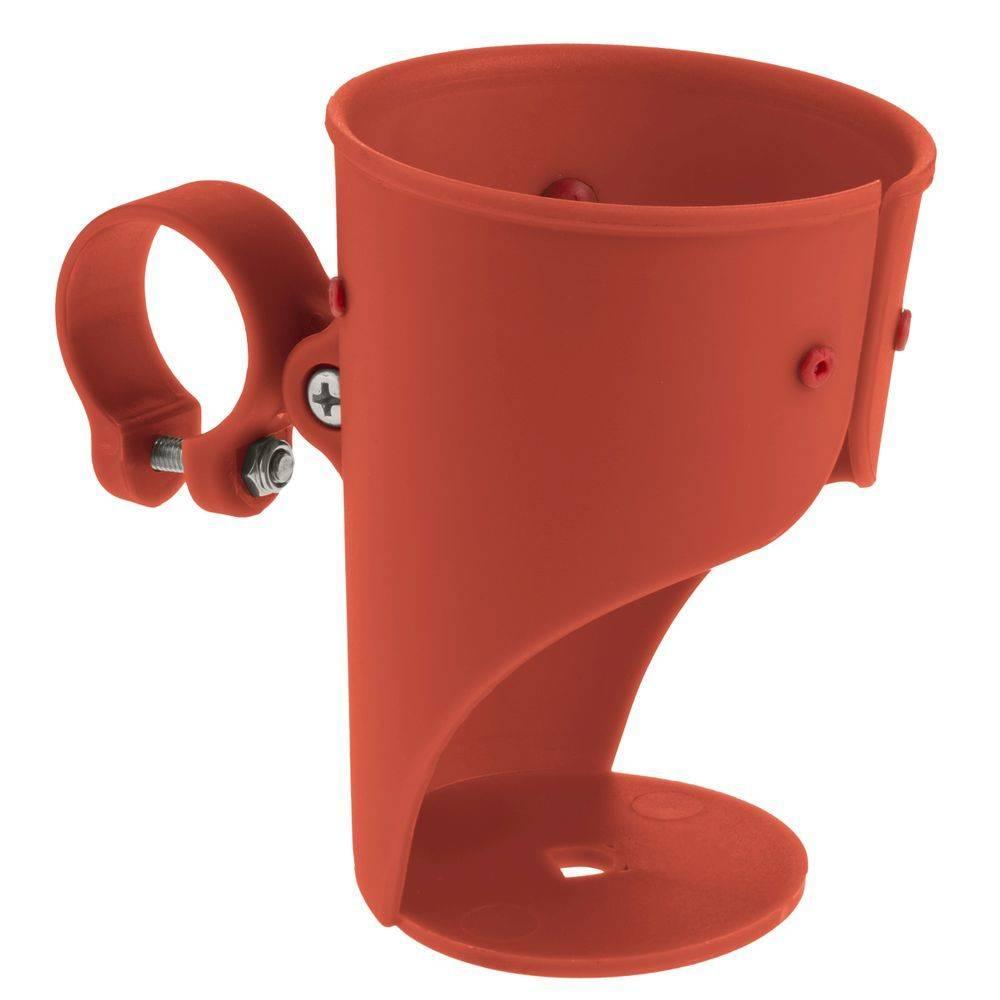 WATER BOTTLE CAGE DELTA GRANDE BEVERAGE HOLDER RED
