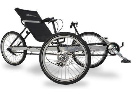 Terratrike TerraTrike Rover Seat