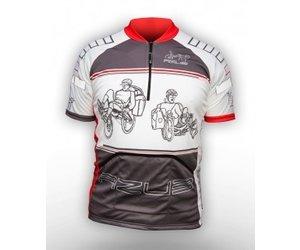 Azub Azub Recumbent Cycling Jersey - CycleDifferent   Angletech 30b86cdec