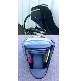 ANGLETECH AeroPod LR Seat Pack for Low Racers