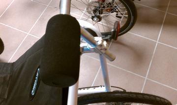 PowerOnCycling Headrest for Fixed Angle Catrike seats
