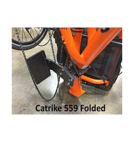 TerraCycle TerraCycle Battery Mount- Catrike Folding (right side)